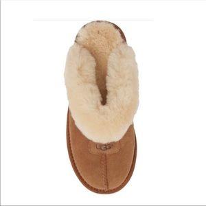 NWB Ugg Slipper Shoes - Chestnut